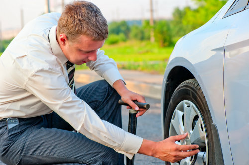 What Does Cold Weather Do To Tire Pressure