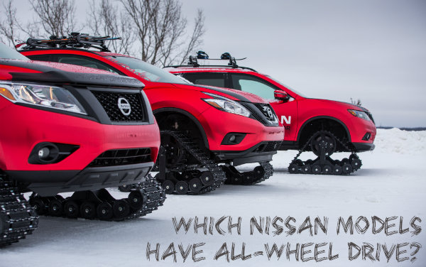 2016 Nissan Winter Warrior Concept Design