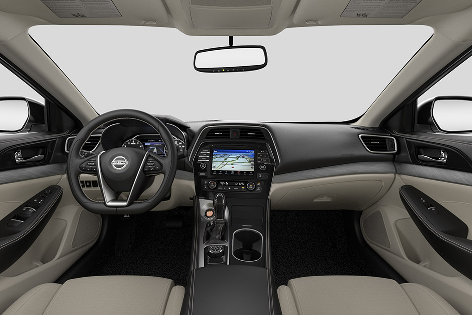 2016 Nissan Maxima Exterior And Interior Colors