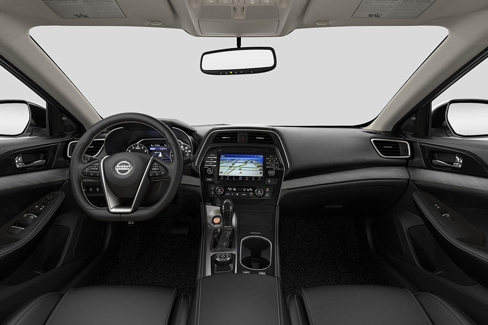 2016 nissan maxima charcoal leather