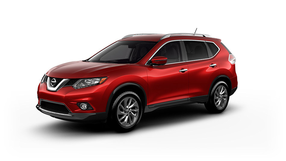 Nissan Murano 2017 Red >> 2016 Nissan Rogue Exterior and Interior Color Options