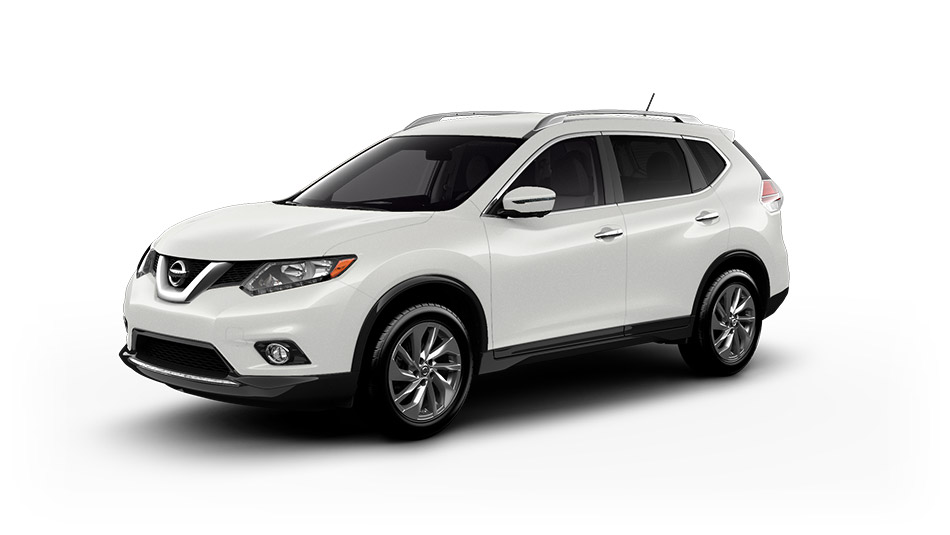 2016 Nissan Rogue Exterior And Interior Color Options
