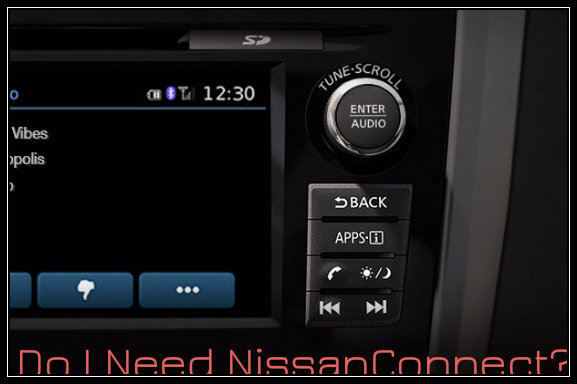 How does Nissan keyless entry work?