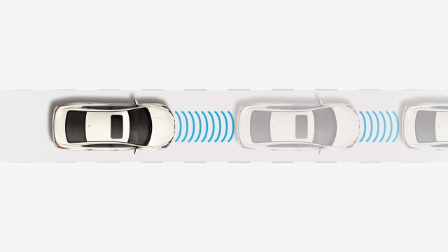 predictive forward collision warning in nissan altima