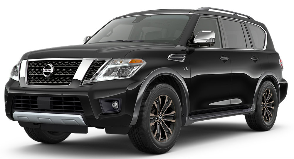2017 nissan armada pricing and availability. Black Bedroom Furniture Sets. Home Design Ideas