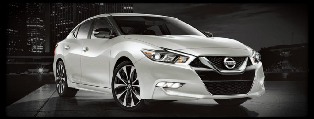Does the Nissan Maxima come with AWD?