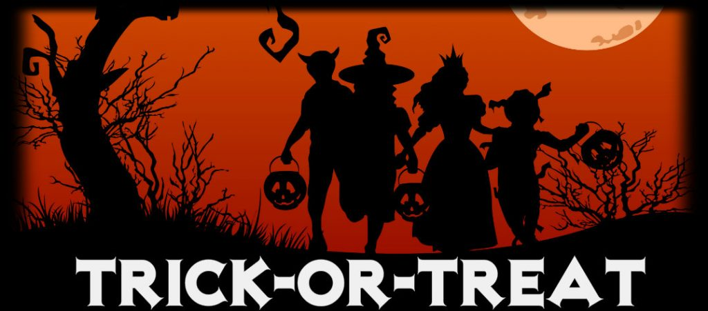2016 Trick Or Treat Times Near Glendale Heights Il