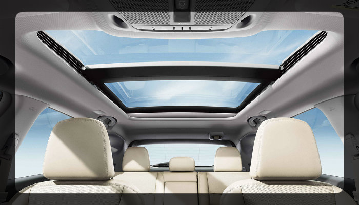 Murano Panoramic Sunroof O