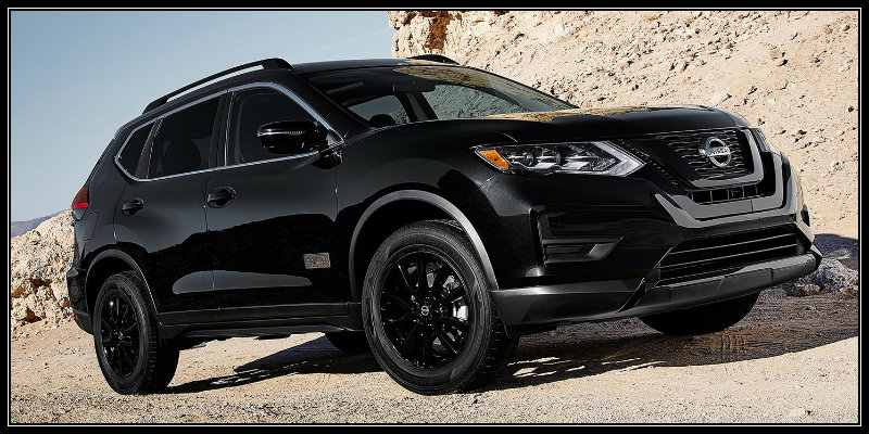 Star Wars Nissan Rogue One Arrives In Glendale Heights Il