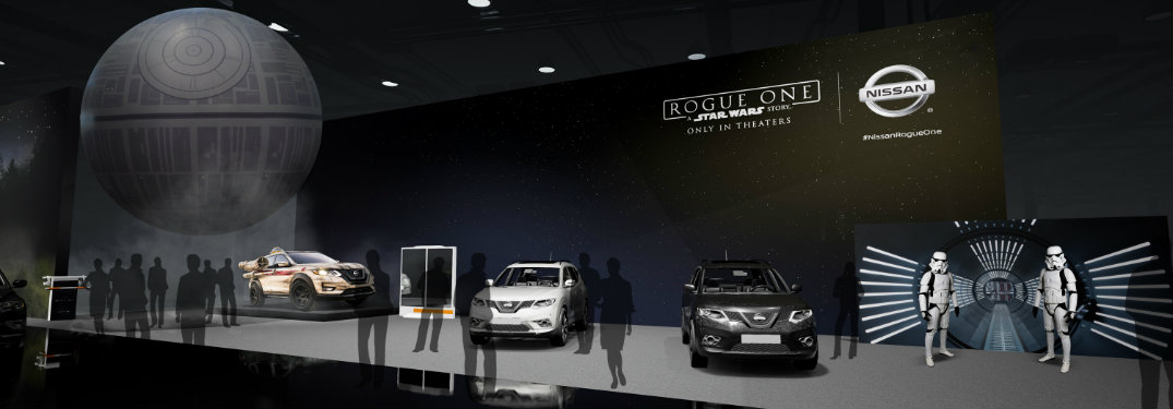 What is Nissan bringing to the 2017 Chicago Auto Show