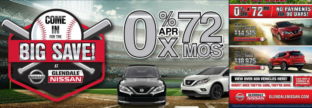 Nissan Spring Sales Events Glendale Heights IL