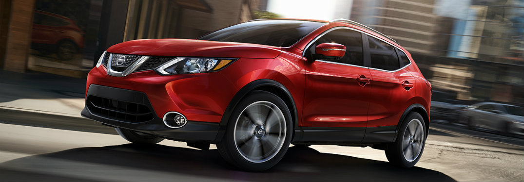 2018 Nissan Rogue Sport Accessories and Style Add Ons