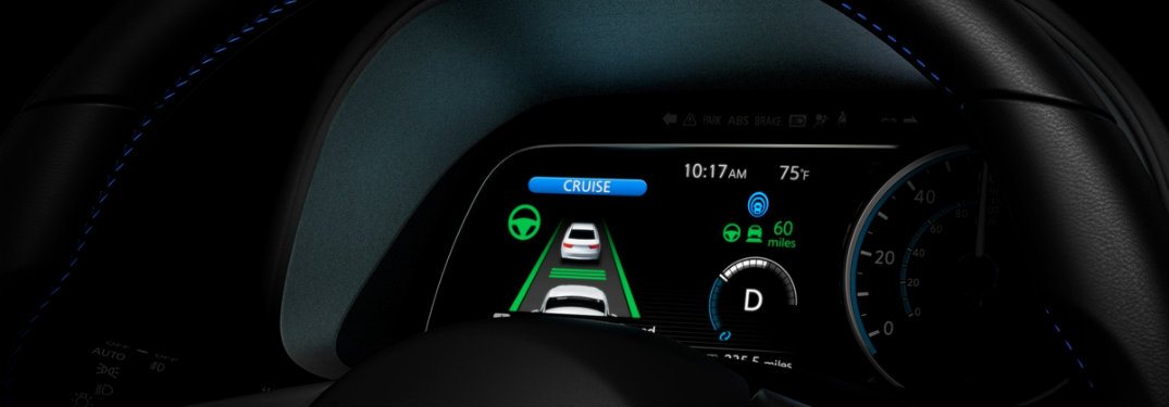Is ProPilot in the Nissan Leaf self-driving?