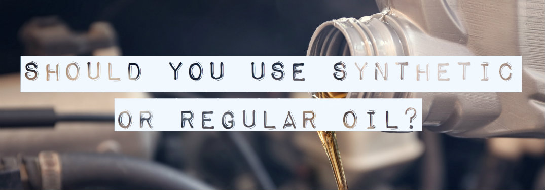Is synthetic or regular oil better for Nissan