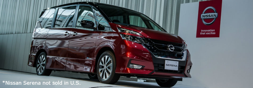 Nissan Serena and Nissan X-Trail ProPilot feature