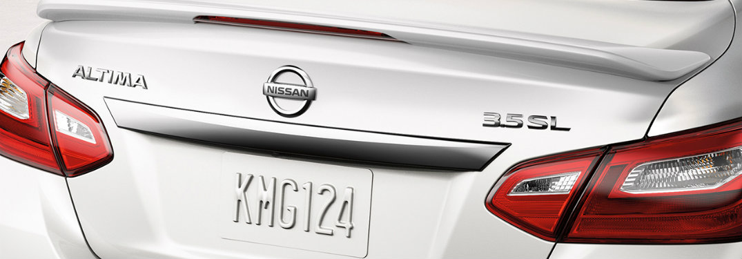 The 2017 Nissan Altima offers a premium package in the SL trim