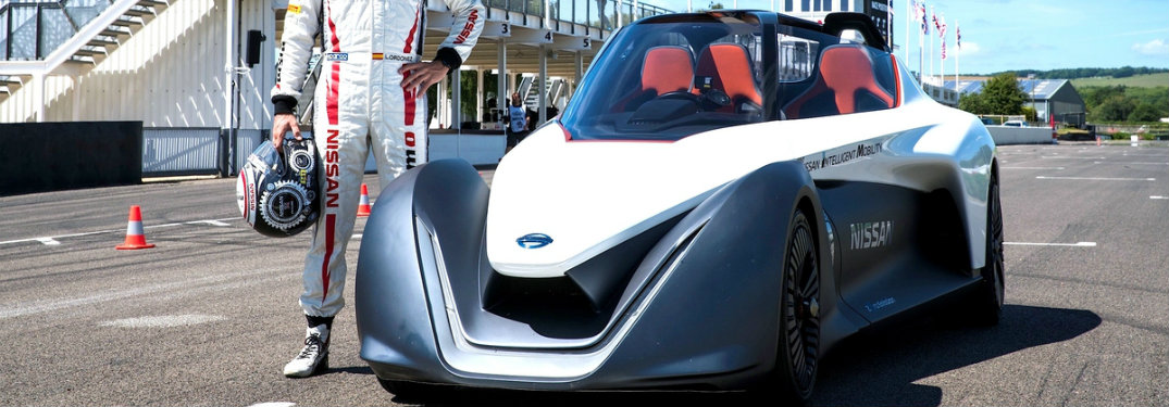 How long has Nissan been making electric cars