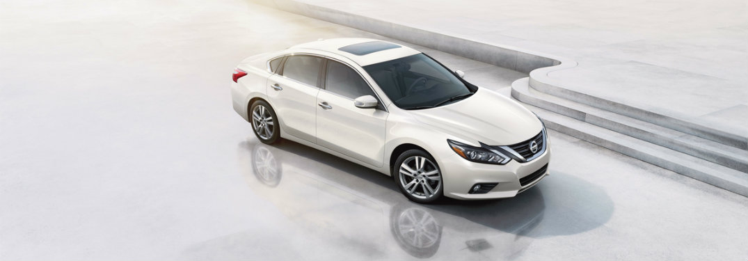 What's new for the 2018 Nissan Altima?