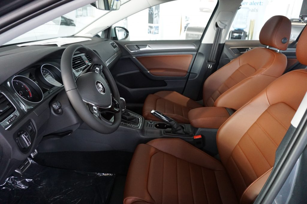 Alltrack Interior Marrakesh Brown