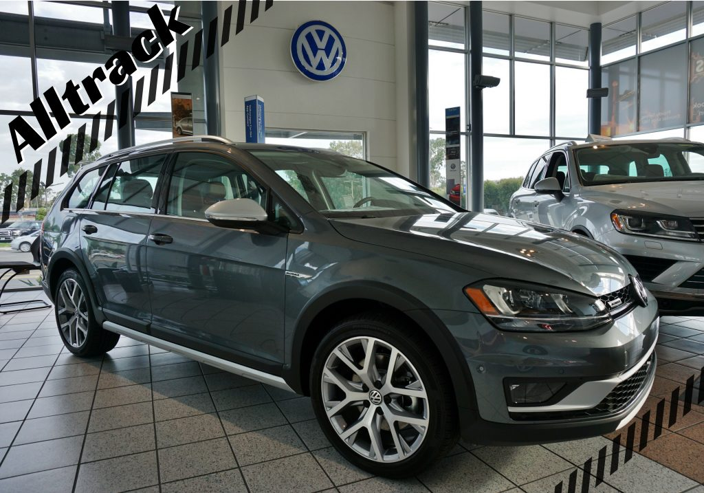 2017 Golf Alltrack Herman Cook VW