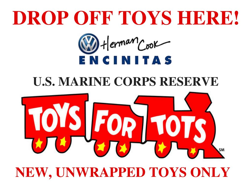 Toys For Tots Pickup : Toy drive archives cook vw