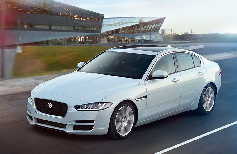 2016 Jaguar XE at Barrett Jaguar