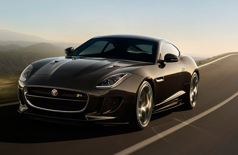 2016 Jaguar F-Type Black