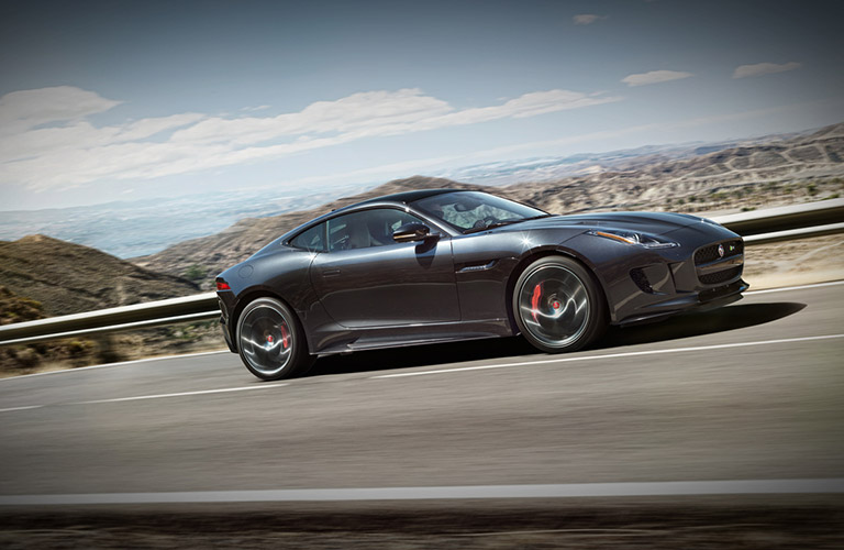 2016 Jaguar F-TYPE Performance
