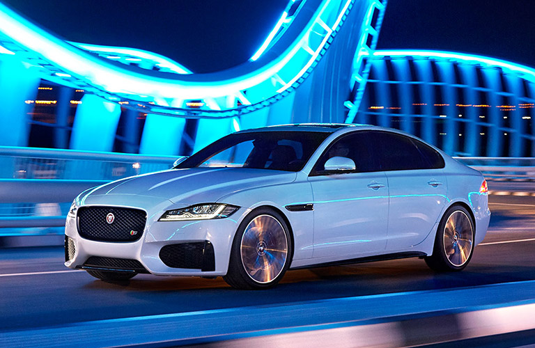 2016 Jaguar XF at Barrett Jaguar