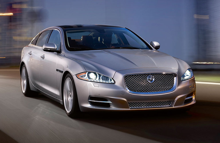 2016 Jaguar XJ at Barrett Jaguar