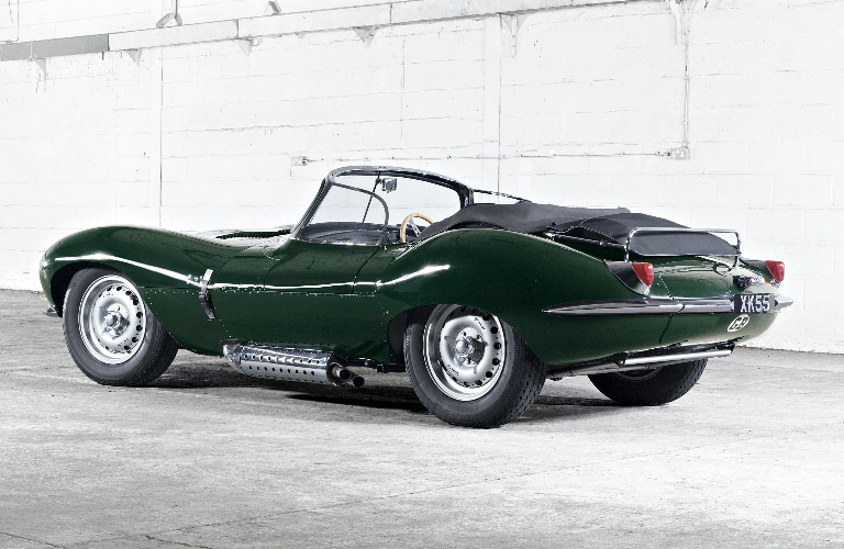 Jaguar XKSS Exterior - Rear
