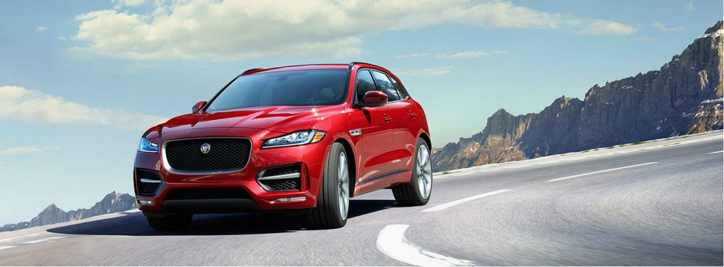 The Jaguar F-PACE Delivers Performance Style and Practicality for All Trim Levels