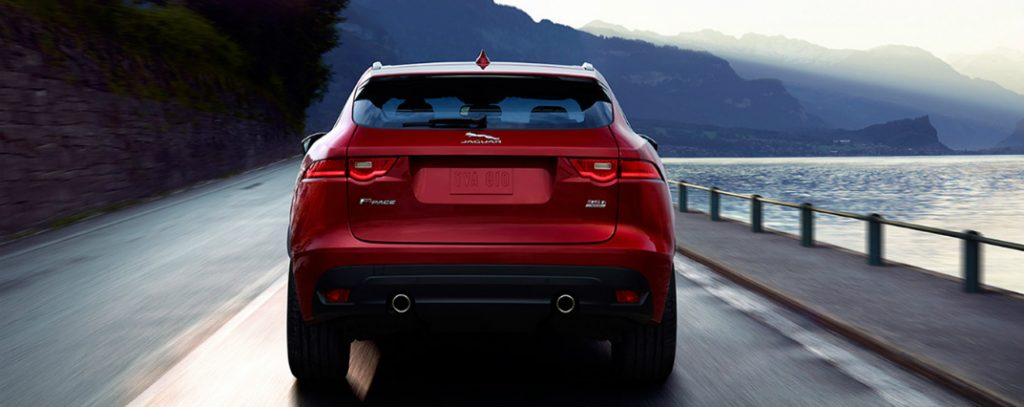 2017 Jaguar F-PACE Performance Features
