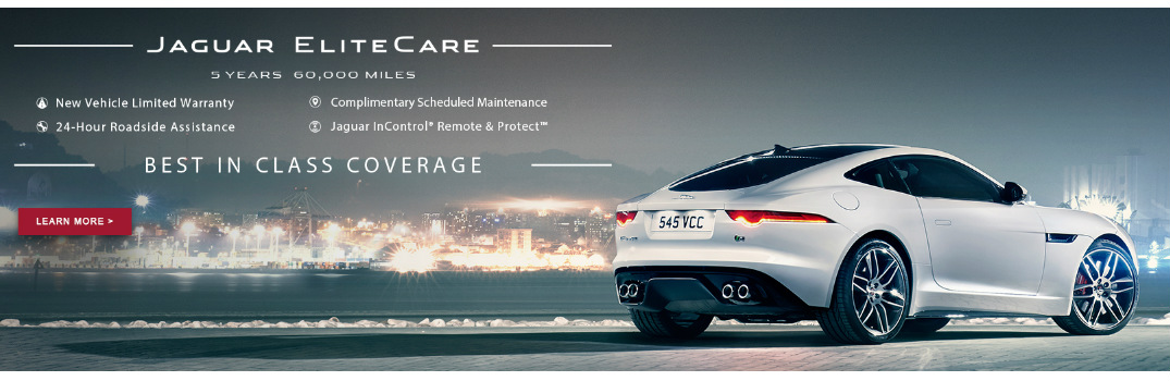What are the features and benefits of Jaguar EliteCare?