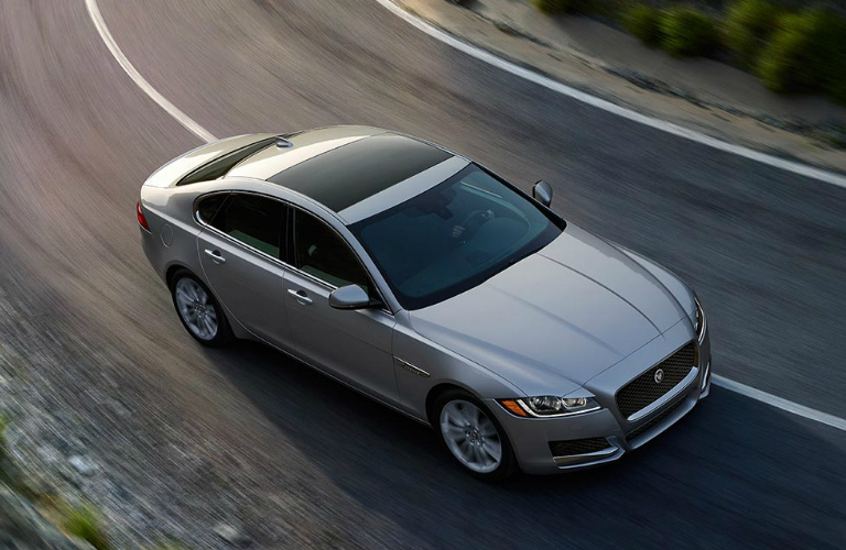 2017 Jaguar XF Performance