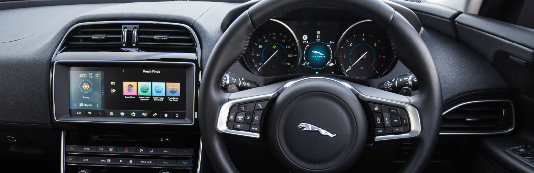 Jaguar Land Rover Debuts Unique In-Car Spotify App for Streaming Music
