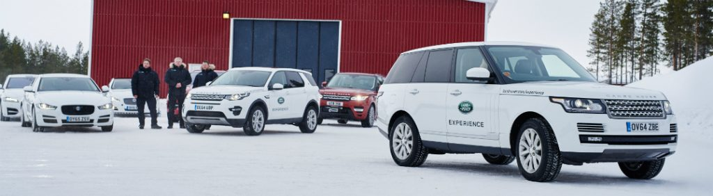 Jaguar Land Rover Ice Driving Academy Features and Cost