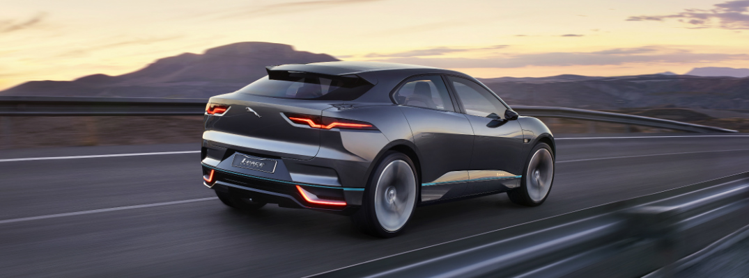 View the Best Jaguar I-PACE Concept Instagram Photos