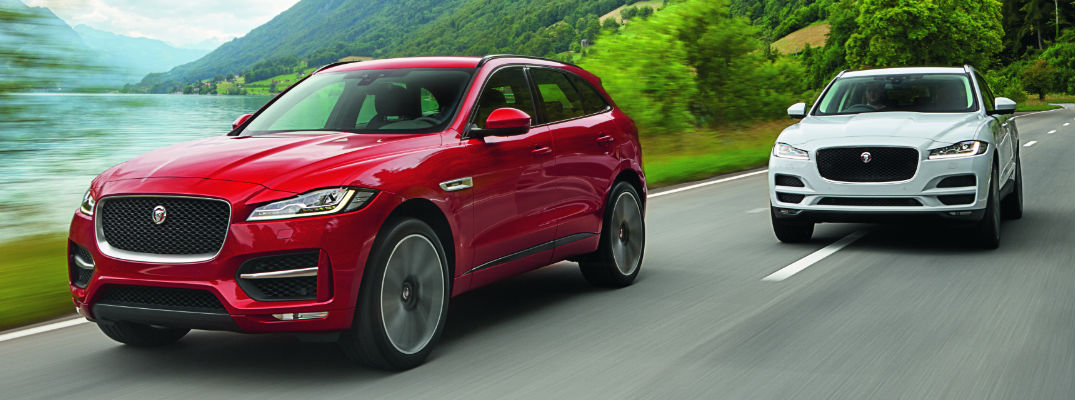 Find a Jaguar F-PACE Model in a Color that Fits Your Personal Style at Barrett Jaguar