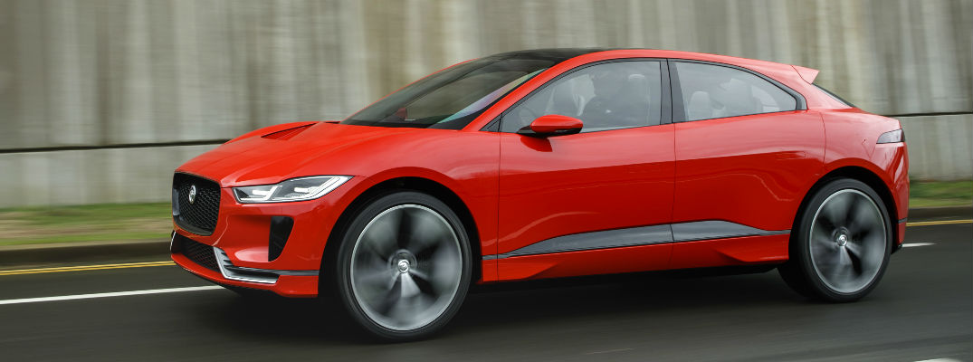 Learn More About the All-Electric Jaguar I-PACE at Barrett Jaguar