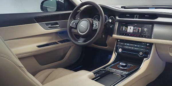 2017 Jaguar Lineup >> Gallery of 2018 Jaguar XF Sportbrake Interior and Exterior Images