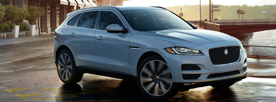 Luxurious Jaguar F-PACE Delivers Capable Towing Specs and Numbers