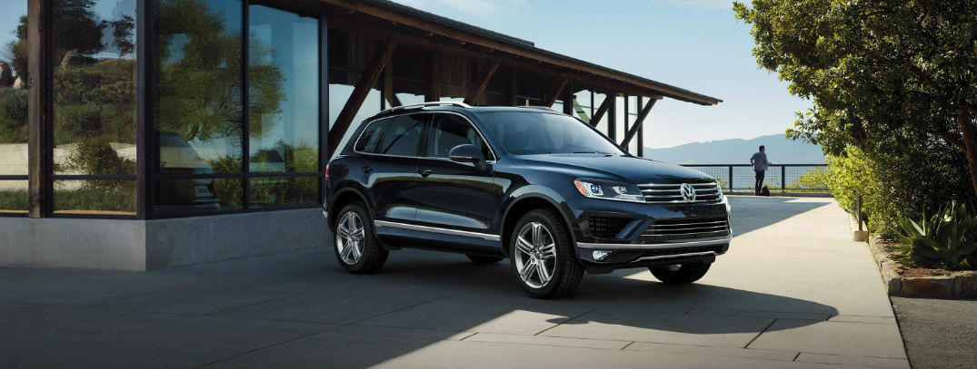 2016 Volkswagen Touareg features