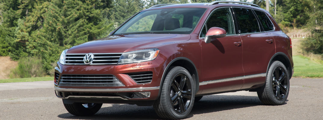 2017 Volkswagen Touareg New Driver Assistance Features_o