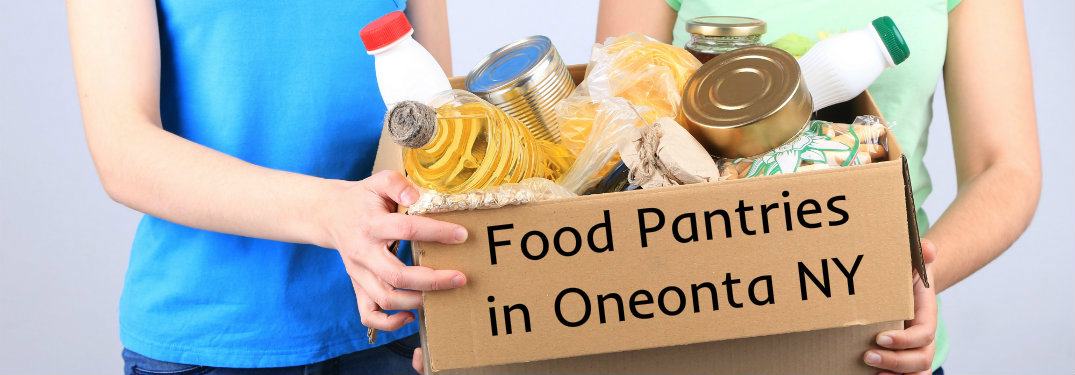 Food Pantries in Oneonta NY_b