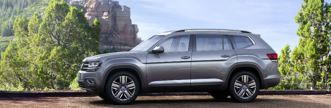 What is the 2018 Volkswagen Atlas_o