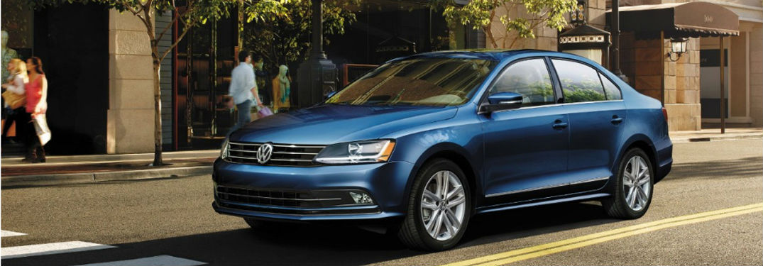 What kind of technology is in the 2017 Jetta?