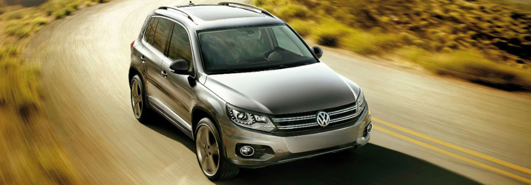 How much room is in the 2017 Tiguan?