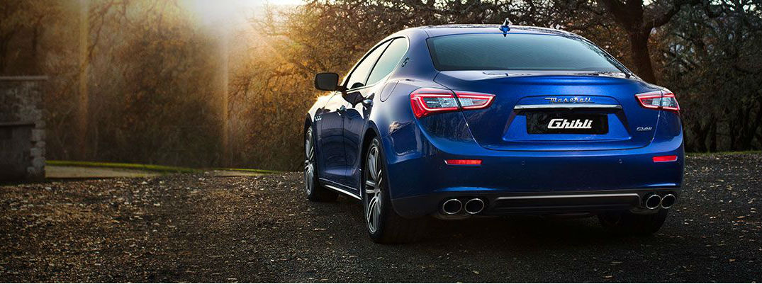 what is new in the 2016 maserati ghibli