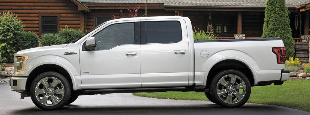 Used Ford F-150 trims in Grand Junction CO